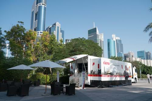 Ciena Roadshow in the Middle East