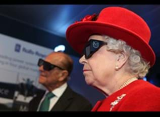 HM The Queen and HRH The Duke of Edinburgh