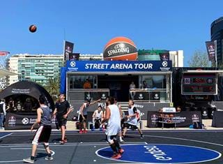 Euroleague Street Arena Tour.png