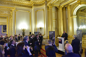 Event at Lancaster House