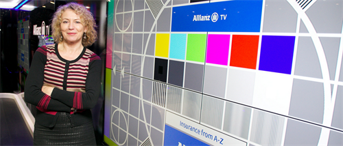 'Allianz TV' experience