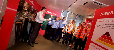 Royal Mail roadshow