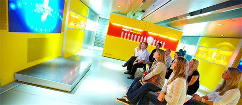 DHL employee roadshow
