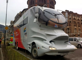 Mobile Marketing Bus