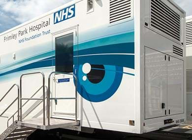 Image for Medical Trucks
