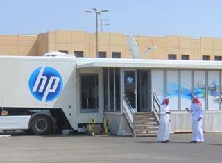 Hp Roadshow Truck B3