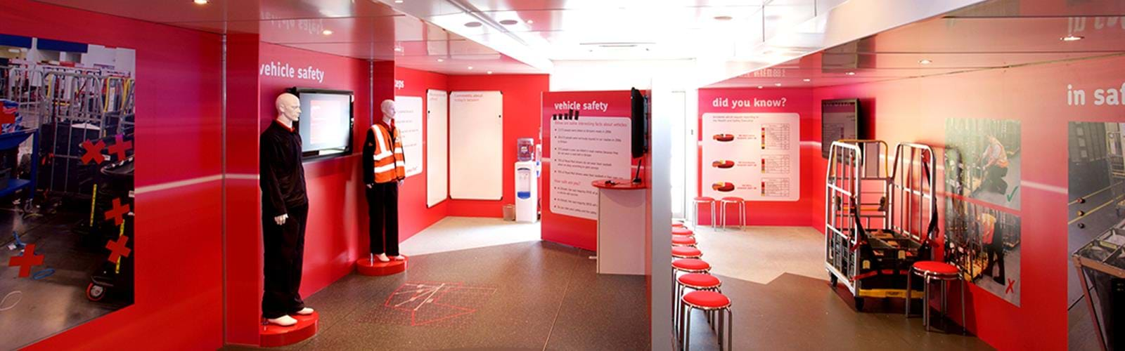 Royal Mail Exhibition Trailer S6