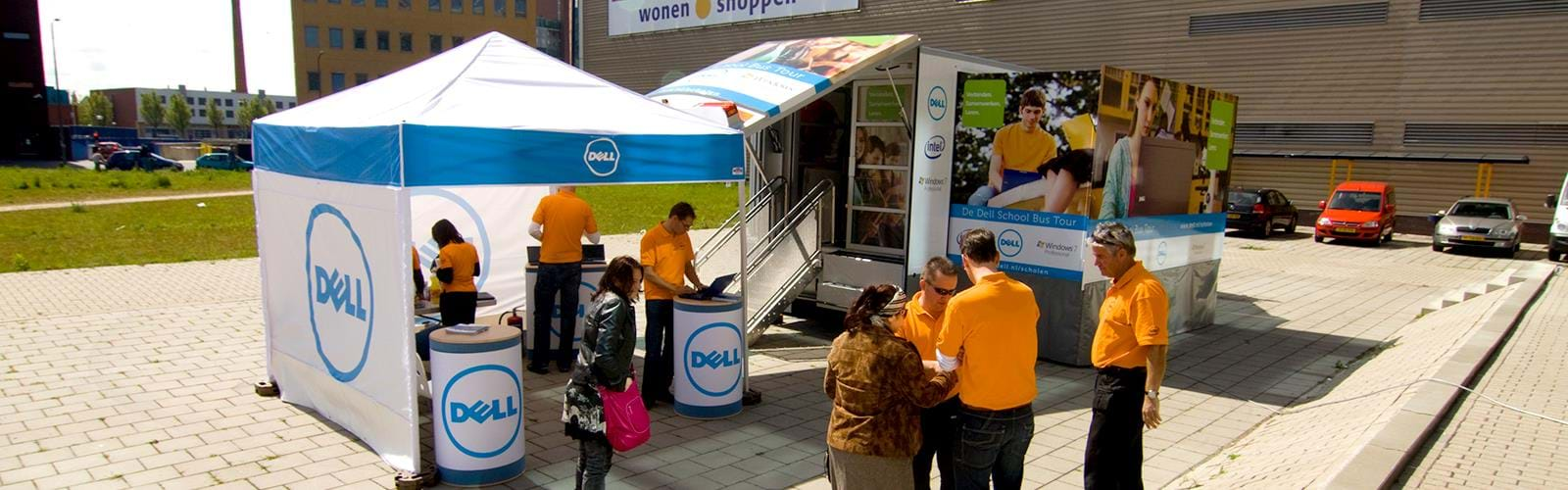 Dell Roadshow Truck B10