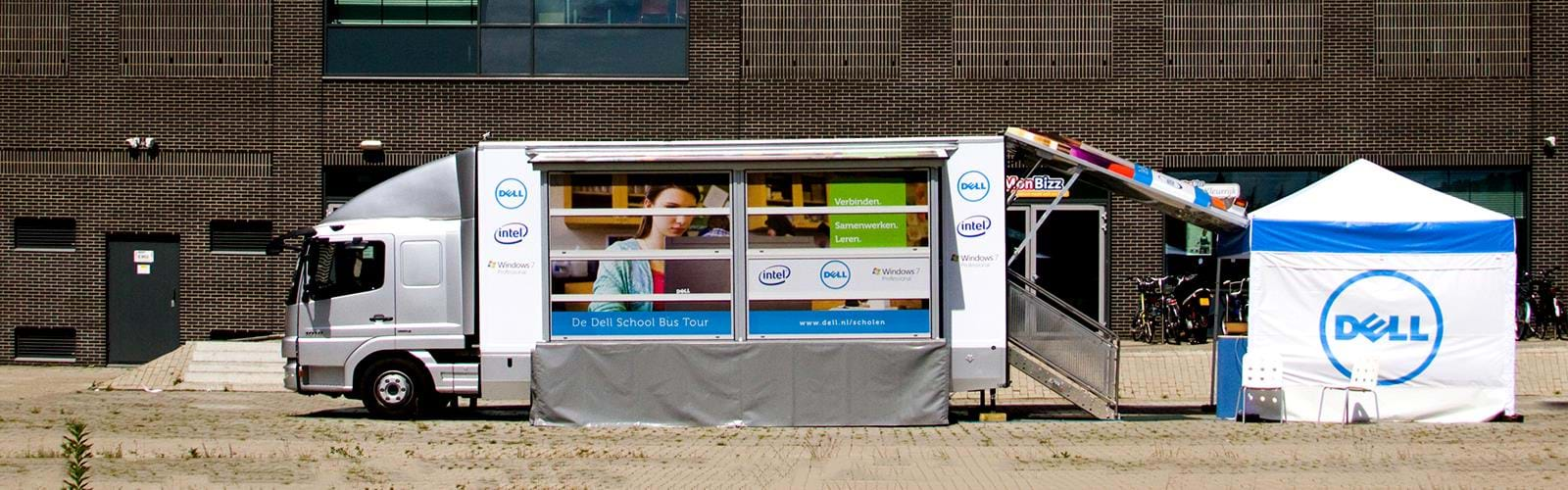 Dell Roadshow Truck B9