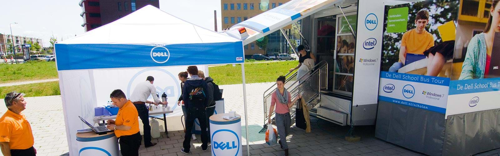 Dell Roadshow Truck B6